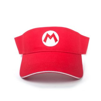 Super Mario zonneklep Big M