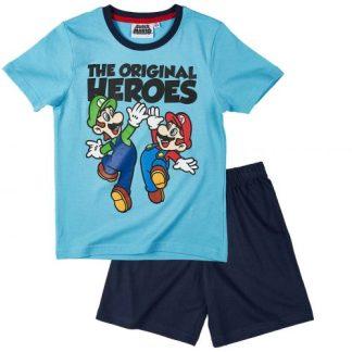 Super Mario the original heroes shortama maat 104