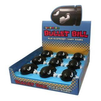 Nintendo - Super Mario Tin Bullet Bill Snoepjes