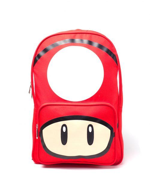 31c6b8e8633 Nintendo - Super Mario Bros Print Mushroom Rugtas