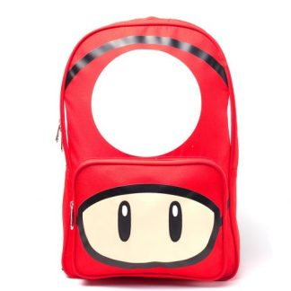 Nintendo - Super Mario Bros Print Mushroom Rugtas