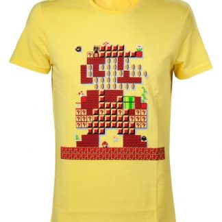 NINTENDO - Mario 30TH Anniversary heren T-Shirt