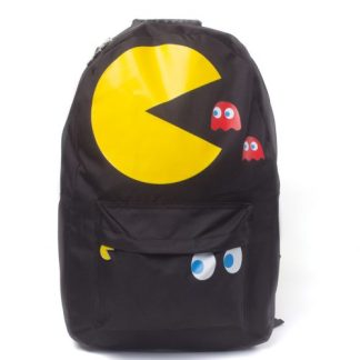 PAC-MAN & BLINKY PLACEMENT PRINTED BACKPACK