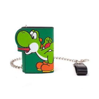 Nintendo Super Mario - Yoshi Tongue trifold portemonnee