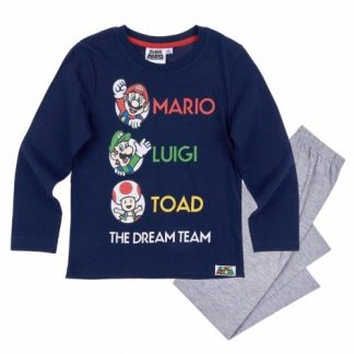 Super mario - Super Mario pyjama the dream team