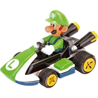 NINTENDO - SUPER MARIO KART 8 LUIGI PULL BACK ACTION