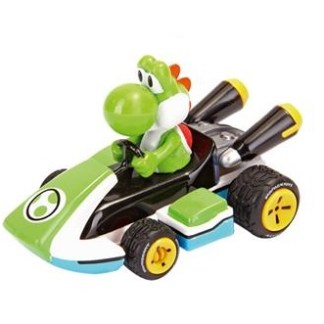 NINTENDO - SUPER MARIO KART 8 YOSHI PULL BACK ACTION