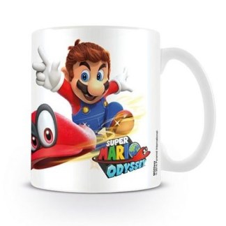 intendo - Super Mario Odyssey Cappy Throw - Beker