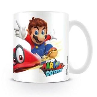 intendo - Super Mario Odyssey Cappy Throw - Beker