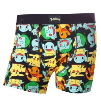 POKÉMON - PIKACHU AND FRIENDS BOXERSHORT MAAT XL