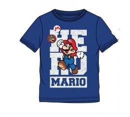 Super Mario - Super Mario kids t-shirt Hero Mario 128 t/m 164