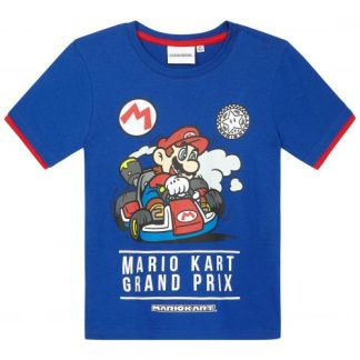 Super Mario T-shirt Kids Super Mario Kart Grand Prix