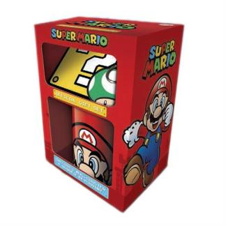 SUPER MARIO - SUPER MARIO OFFICIAL GIFT SET MARIO
