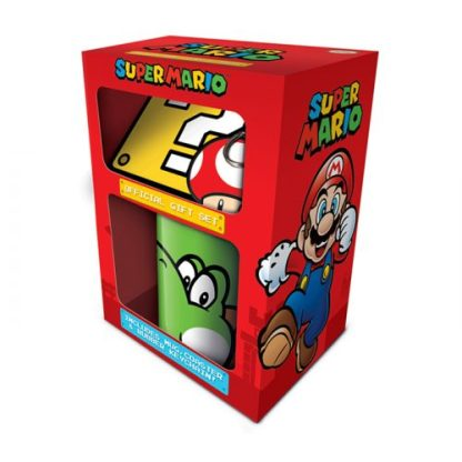 SUPER MARIO - SUPER MARIO OFFICIAL GIFT SET YOSHI