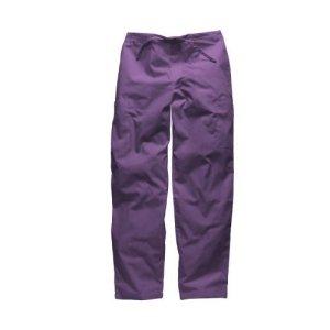 Pantalon médical Dickies unisexe (XL) (Bleu iris)