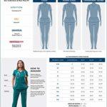 Adar Uniforms P4212HGRYS Chemise de Brosse médicale, Gris chiné, S Femme