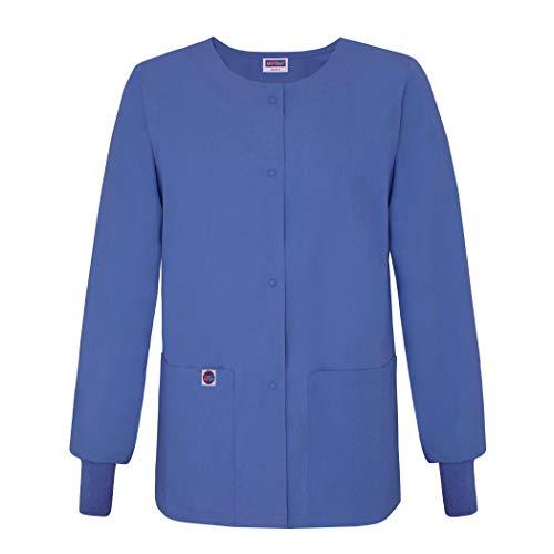Schrubb S8306 Ceil Blue Veste de Travail pour infirmière et médecins