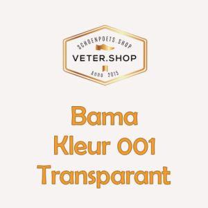 001 transparant