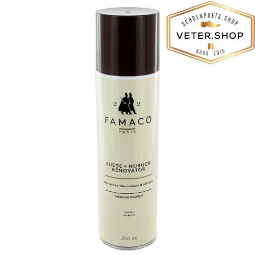 Famaco Suede & Nubuck Rénovateur spray