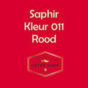 Saphir 011 Rood