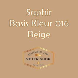 Saphir 016 Beige