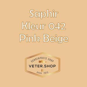 Saphir 042 Pink Beige
