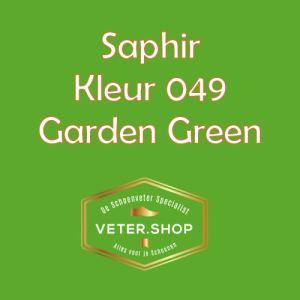 Saphir 049 Gras groen