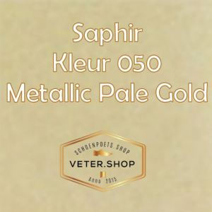 Saphir 050 Goud metalliek