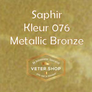 Saphir 076 Metallic Brons