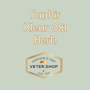 Saphir 081 Berk