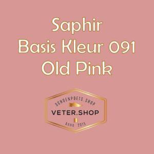 Saphir 091 Oud roze