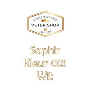 Saphir 021 wit