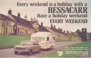 Bessacarr annonse fra 1975.BL