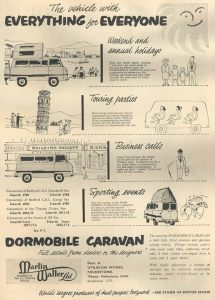 Dormobile 1960 BL