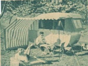 Et Dethleffs utklipp fra 1959. BL