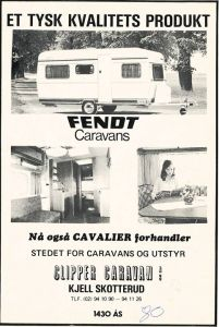 Fendt annonse fra 1980. BL