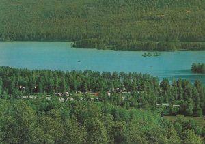 Lesjaskogvannet camping