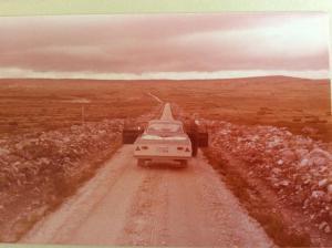 Morten Telle: Litt fram og tilbake,her med Combi Camp'n,og Granada'n på tur,i Rendalen,beg.av 80 tallet