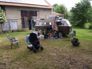 11 dager på veien med vår 1973 modell VW Transporter. Turen har gått via Kiel, Karlshagen, Angermunde, Ferdinandshof, Schwerin og Kiel. 1300 problemfrie kilometere! Uttrykksikonet smile « Leif Egil Solberg (4 bilder)