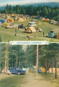 Skavanger-camping