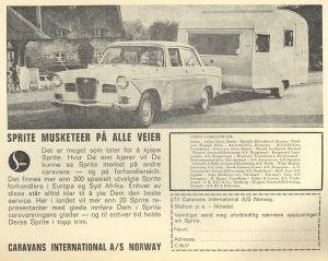 Sprite annonse fra 1966.BL