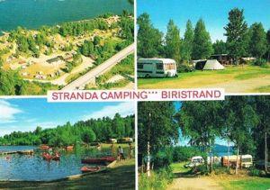 Stranda Biristrand 70-tallet