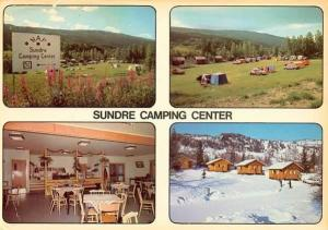 Sundre-camping