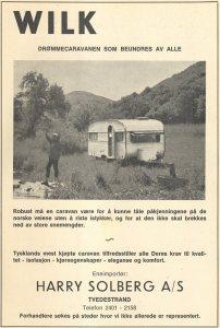 Wilk annonse fra 1967.BL