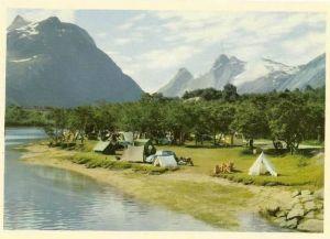 aandalsnes camping