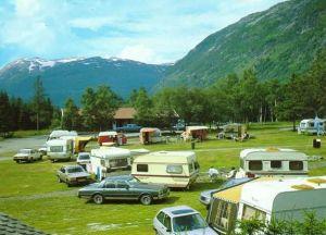 Saltvold camping, Røldal