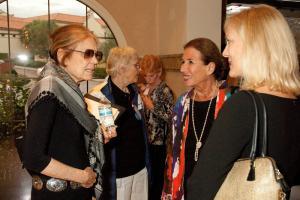 Gloria Steinem & MurielFox