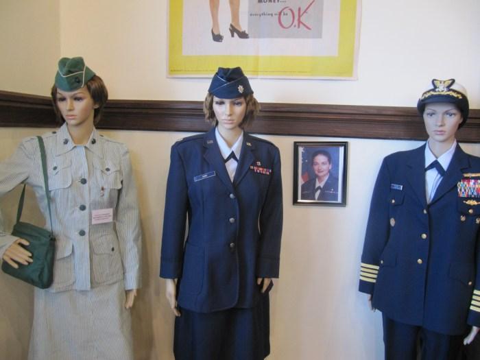 Service Women
