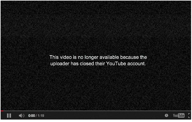 BBC pulls its video report