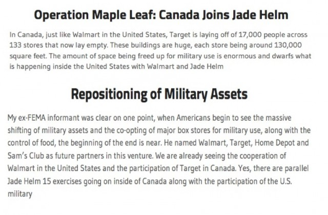 Operation Maple Leaf